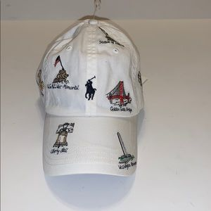 Polo Ralph Lauren Landmark Embroidery Cap